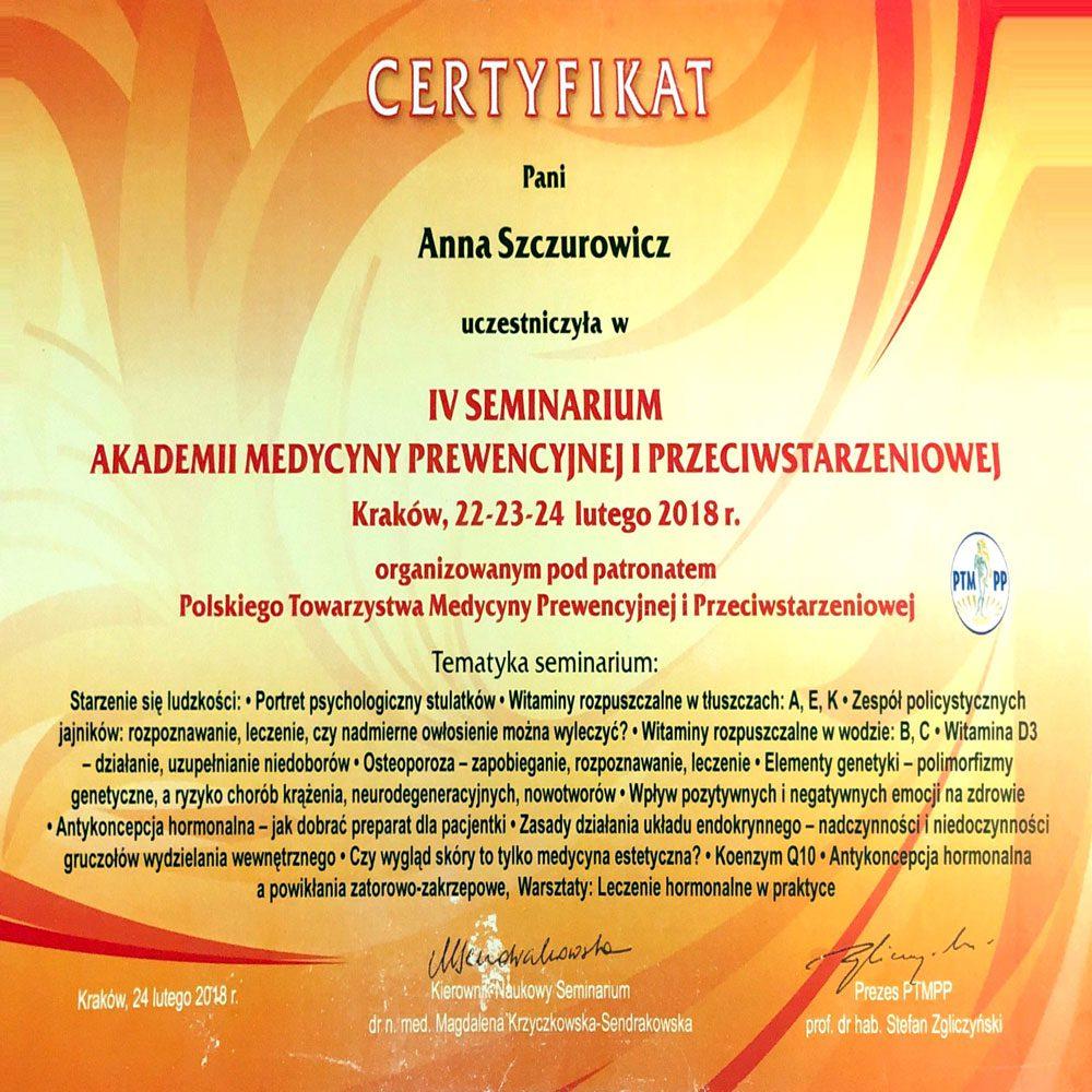 certyfikat-doktor-endokrynolog