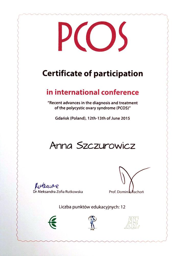 pcos-international-certyficate-anna-szczurowicz